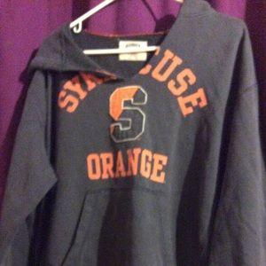 Other - Syrroocuse orange sweatshirt